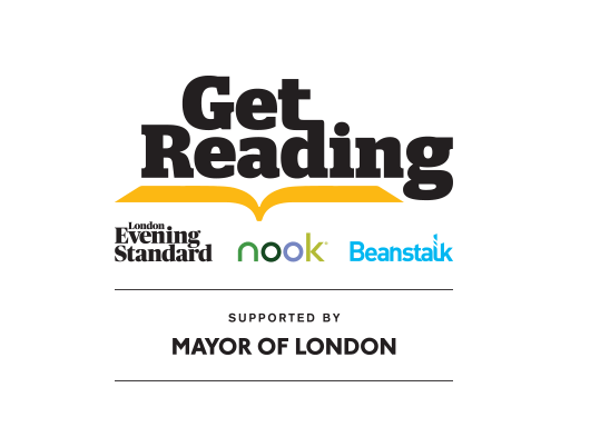 Get Reading. London Evening Standard, NOOK, Beanstalk