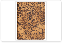 Animal Print Cover for NOOK HD+