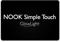 NOOK Glow Light Logo