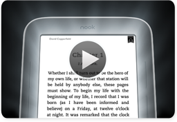 NOOK Simple Touch GlowLight 360 View