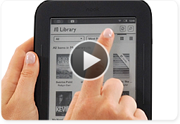 Video Tutorial: Using NOOK Simple Touch GlowLight