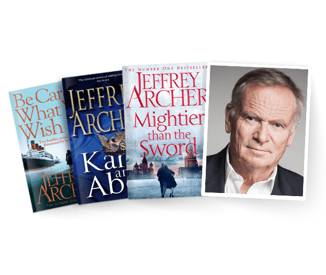 Image: Jeffrey Archer