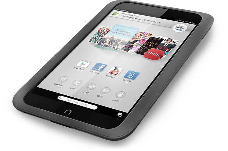 "Nook HD 7"" Tablet"